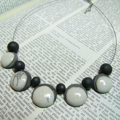 fiche detaillée collier perle ceramique raku