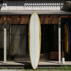 8'3 Mid Length (Ryan Burch personal used board) by Ryan Burch Surfboard