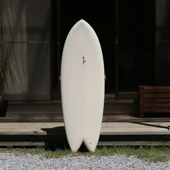 5'3 Fish by Thomas Surfboard