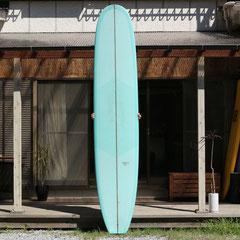 9'8 Scoop by Tudor Surfboard