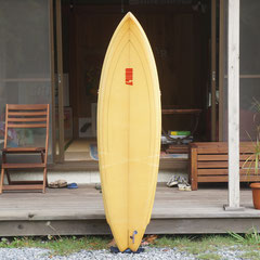 5'10 Single fin by Unity Surfboard