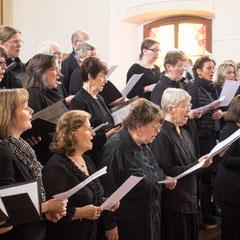 Aufführung des Deutschen Requiems von Brahms. von Brahms.