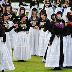 Trachtenfest der Friesinnen