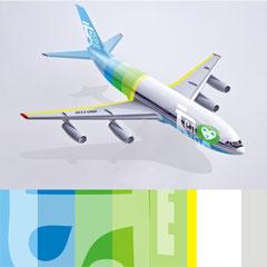 логотип белгород брендинг самолет