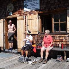 Schutzhütte der Bergrettung Kramsach