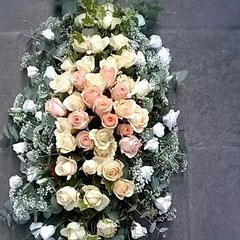 dessus de cercueil pastel        150 euros