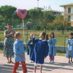 13 Settembre 2010, primo giorno di scuola senza Matilde.