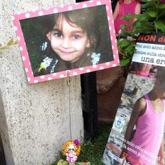 Agosto 2012: Due anni senza di te, da Vale