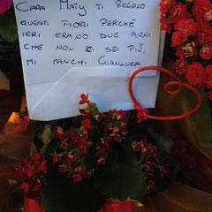 5 Agosto 2012 - Gianluca: per Mati sempre presente, gli dedichiamo per questo una sezione apposita!