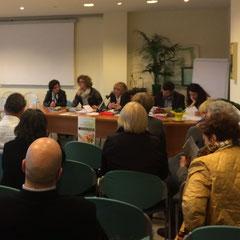 Deanna Mannaioli introduce il premio di poesia