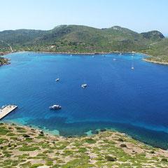 Vistas al mar Cabrera