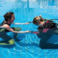 Diving course Majorca Son Amoixa