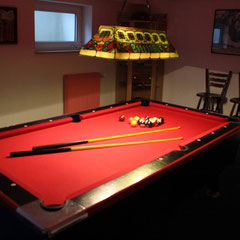 Billiardzimmer
