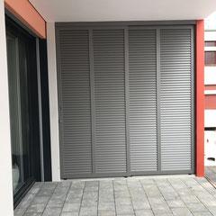 Schiebladen Typ A mit Türschloss