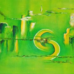 GREEN TOWN   50x100x2 / PRIVATPERSON NEUDORF