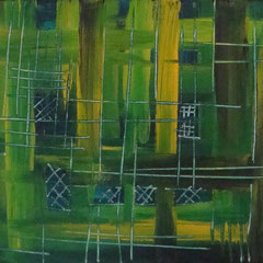 LITTLE GREEN   24x30x2