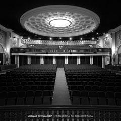 Teatro Wagner (Aspe, Alicante) | Fotografía de interiorismo