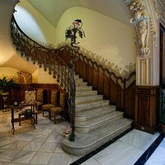 Casa Modernista (Novelda) | Fotografía interiorismo.
