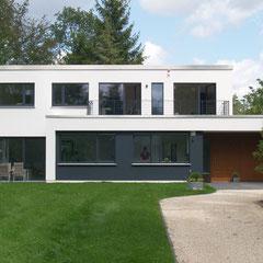 Nordheide, Einfamilienhaus, Entwurf 2016, Realisierung durch GU