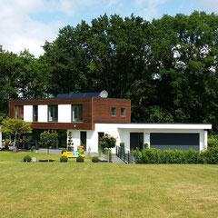 Hanstedt-Weihe, Neubau Einfamilienhaus, Entwurf, 2011, Realisierung durch GU