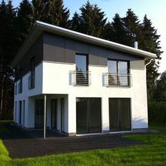 Buchholz, Einfamilienhaus, Entwurf 2010, Realisierung durch GU