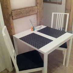 Flat 3.5 - dining area
