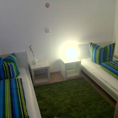 Flat 3.5 - sleeping area