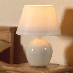 Lampe (matériel électrique pour maison de poupées)