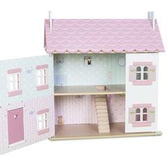 Maison de poupée en bois