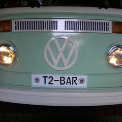 VW T2 Bar Bus Bulli Events