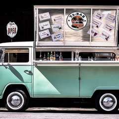 VW Bus Bulli Bar Thailand Bangkok Bulli Events Foodtruck München