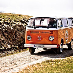 VW T2 Bar Bus Bulli Events Hochzeit SektempfangSchliersee Tegernsee Chiemsee München