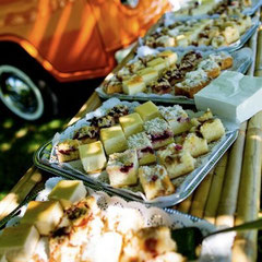 Sektempfang Hochzeit Tegernsee Catering