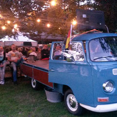 VW T2 Pritsche Bar Drinks Cocktails Bulli Events