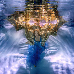 Unterwassermärchenfotografie Bad Berka