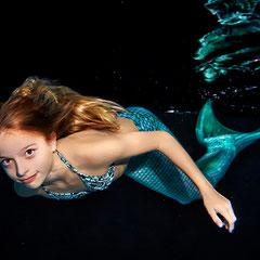 Meerjungfrauen Gruppenshooting