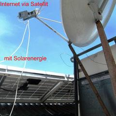 Internet und Solarenergie