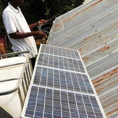 Solarsstom satt