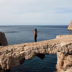 """Cala d'Aubarca, Eivissa"" 2014"