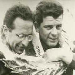 Florian Camathias und Horst Burkhardt