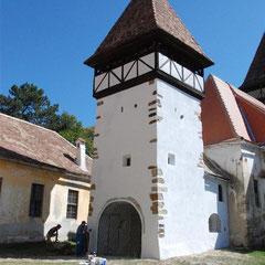 Kleiner Turm nach der Renovierung