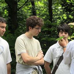 naturinteressierte Jugend