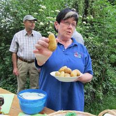 ...und neuen Kartoffeln!