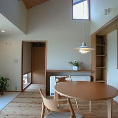 2009 穂高有明の家Ⅲ(安曇野市)