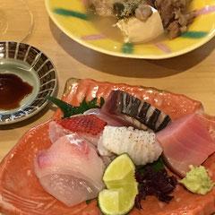 カメラを片手に大阪をブラブラ→夕食