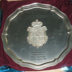 Ein Geschenk aus Liechtenstein