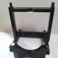 三線スタンド(折り畳み)黒 2,500円
