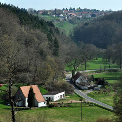 (C) Andrea Theobald, Impressionen aus Mörsbach