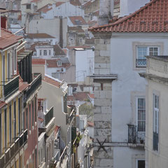 Monte Belvedere Lissabon