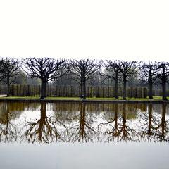 Herrenhäuser Gärten Spiegelung